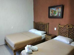 RoomsCeibo hotel en cancun