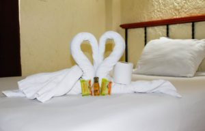 habitacion Hotel Hacienda Cancún 3 estrellas