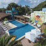 hostal selina cancun centro