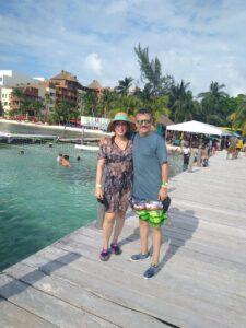 clientes tour isla mujeres