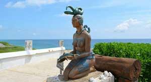 diosa ixchel isla mujeres