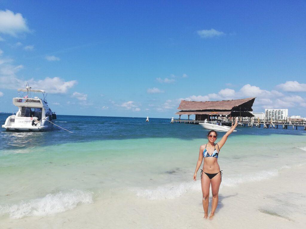 playa tortugas cancun