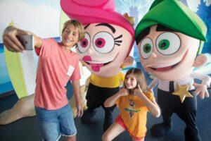 Nickelodeon Hotels & Resorts Riviera Maya el mejor hotel para niños en Cancun