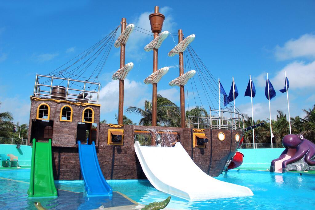 Seadust Cancun Family Resort mejores hoteles para niños en cancun